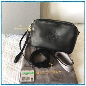 Authentic Mulberry Leather Bag